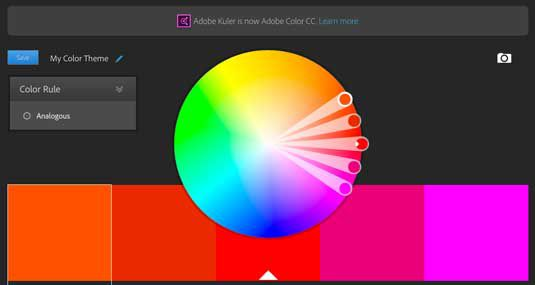 choosing colours for logo design